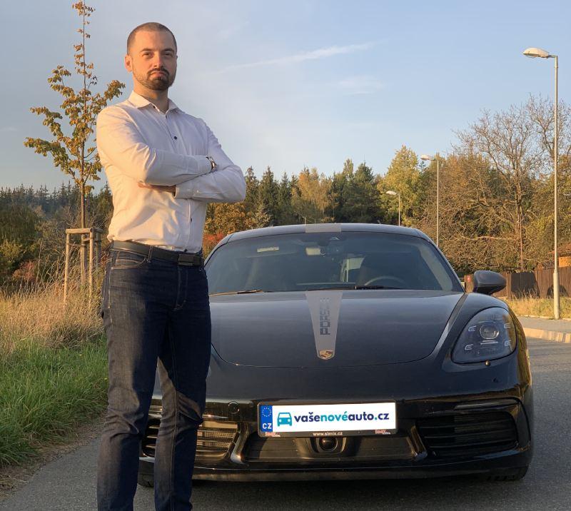Petr Getinng je provozovatel webu Vašenovéauto.cz